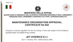 Approved AER-Q-2120 Organization